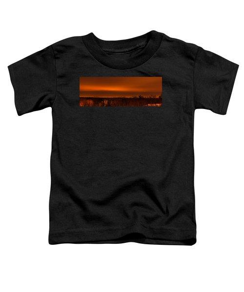 Orange Light Toddler T-Shirt