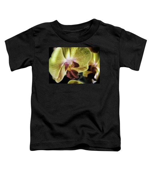 Orchid With A Tongue Toddler T-Shirt