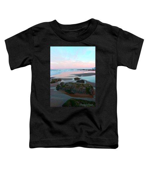 Oregon Coast 2 Toddler T-Shirt