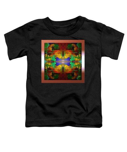 Oriental Gardens  Toddler T-Shirt