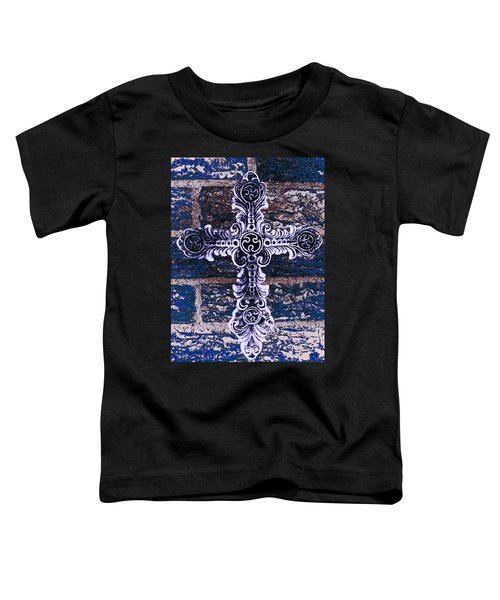 Ornate Cross 2 Toddler T-Shirt