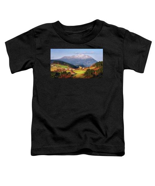 Our Little Switzerland Toddler T-Shirt