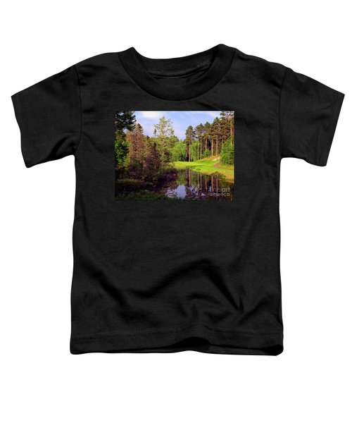 Over The Pond Toddler T-Shirt