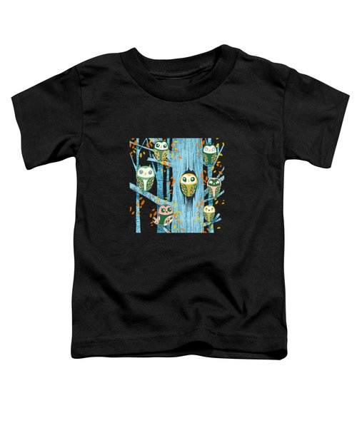 Overnight Owl Conference Toddler T-Shirt