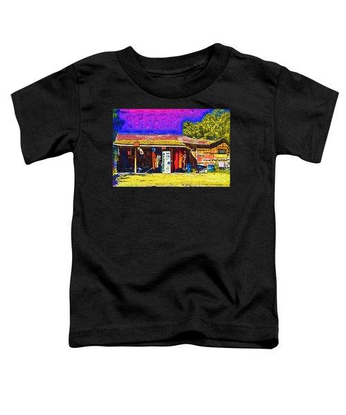 Oyster Hut Toddler T-Shirt