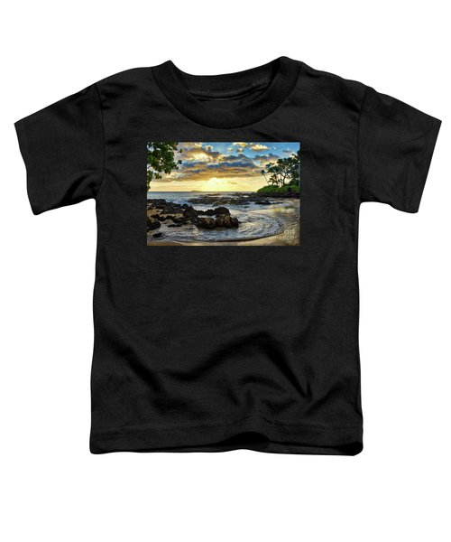 Pa'ako Cove Toddler T-Shirt