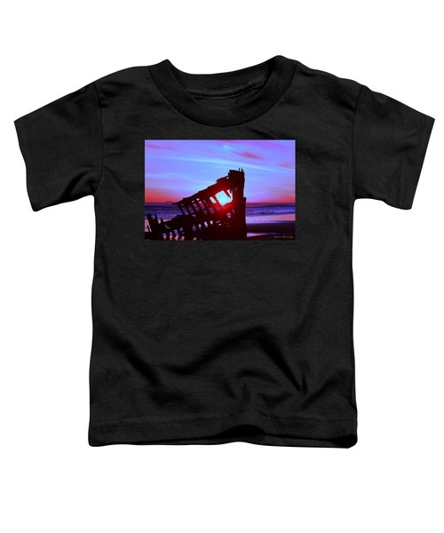 Pacific Glow Toddler T-Shirt