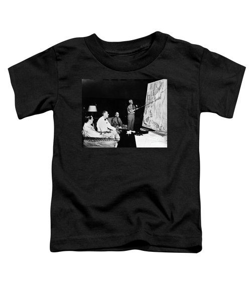 Pacific Theater, 1944 Toddler T-Shirt