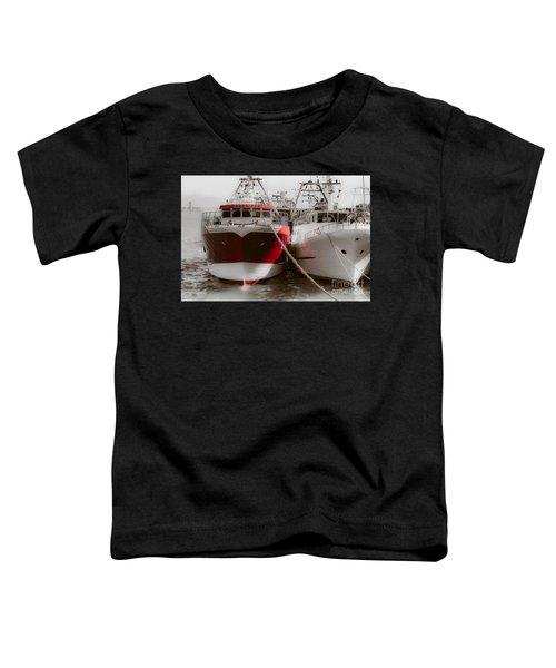Padre Pio Toddler T-Shirt