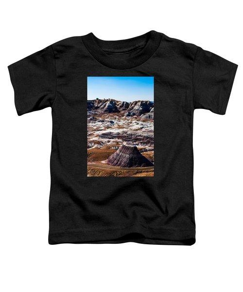 Painted Desert Purple Peak Toddler T-Shirt