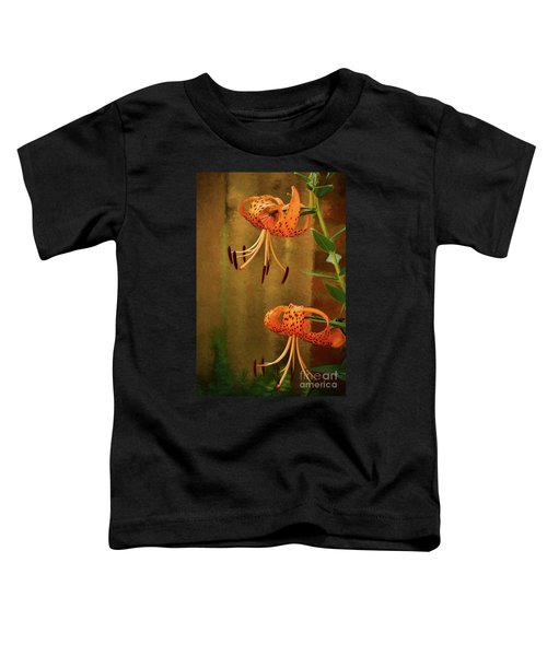 Painted Tigers Toddler T-Shirt