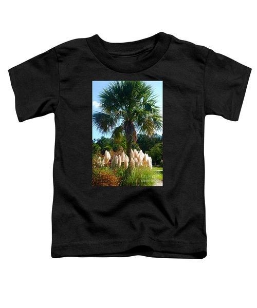Palmetto Tree  Toddler T-Shirt