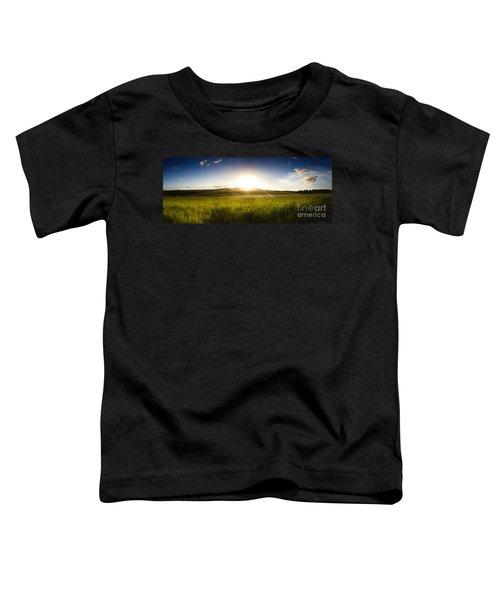 Panorama Landscape Toddler T-Shirt