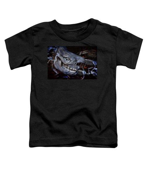 Paris Gallery Of Paleontology 2 Toddler T-Shirt