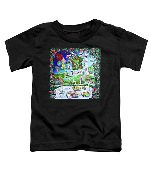 Paris Memories Toddler T-Shirt