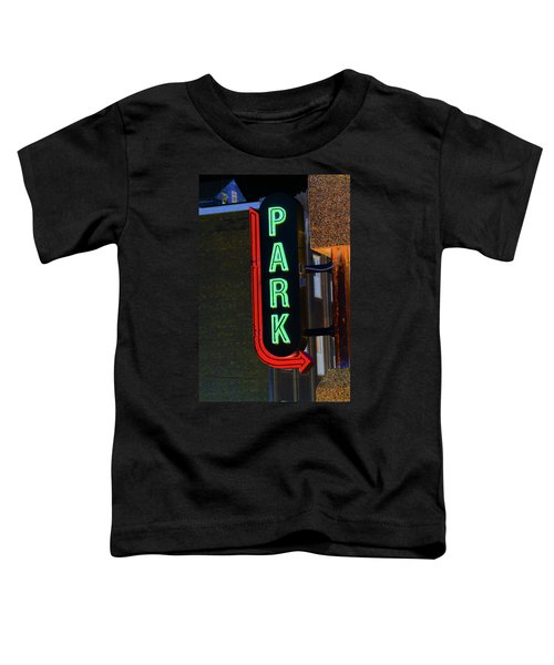 Parking Toddler T-Shirt