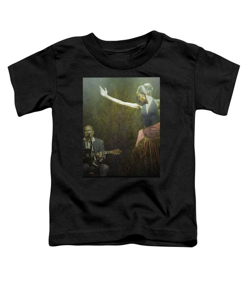 Passion Of The Dance Toddler T-Shirt