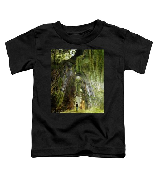 Path To Inner Peace Toddler T-Shirt