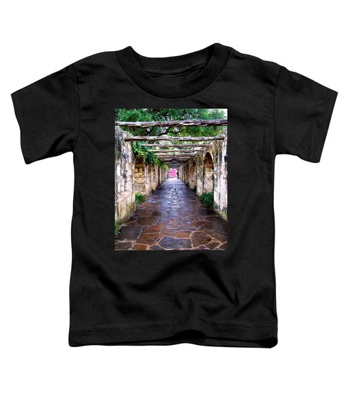 Path To The Alamo Toddler T-Shirt
