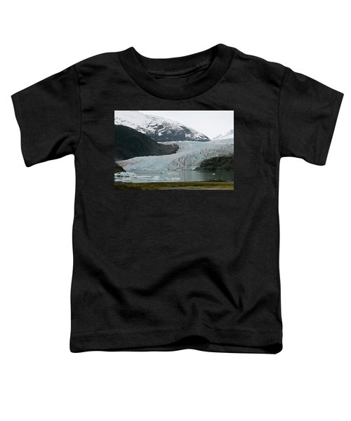 Pathway To An Icy Wonderland Toddler T-Shirt