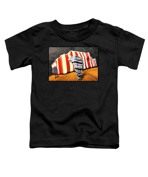 Patriot Sack Toddler T-Shirt