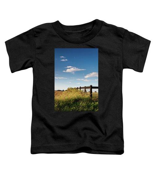 Peaceful Grazing Toddler T-Shirt