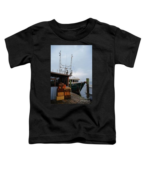 Pelicans Looking For Lunch Toddler T-Shirt