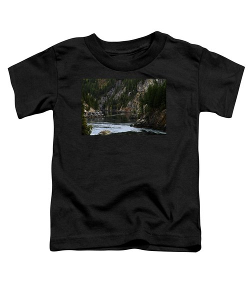 Pend Oreille In Oil II Toddler T-Shirt