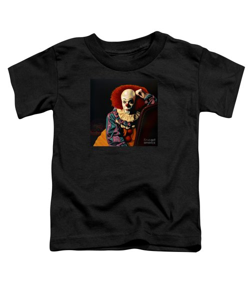 Pennywise Toddler T-Shirt