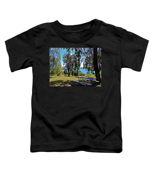 Perfect Picnic Place Toddler T-Shirt