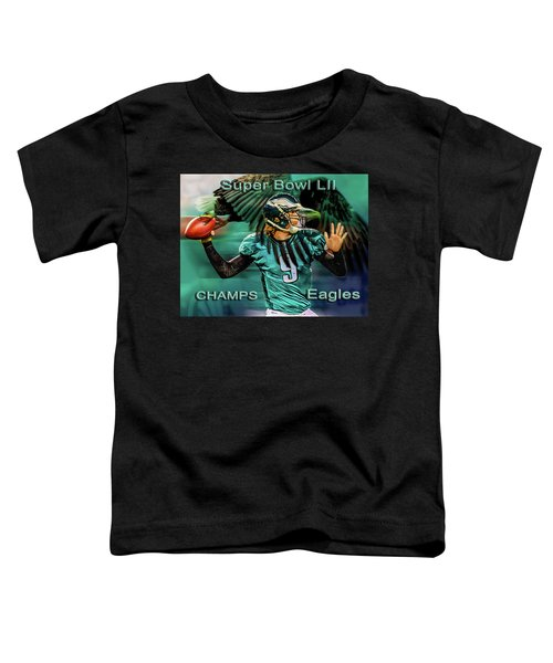 Philadelphia Eagles - Super Bowl Champs Toddler T-Shirt
