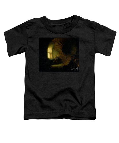 Philosopher In Meditation Toddler T-Shirt