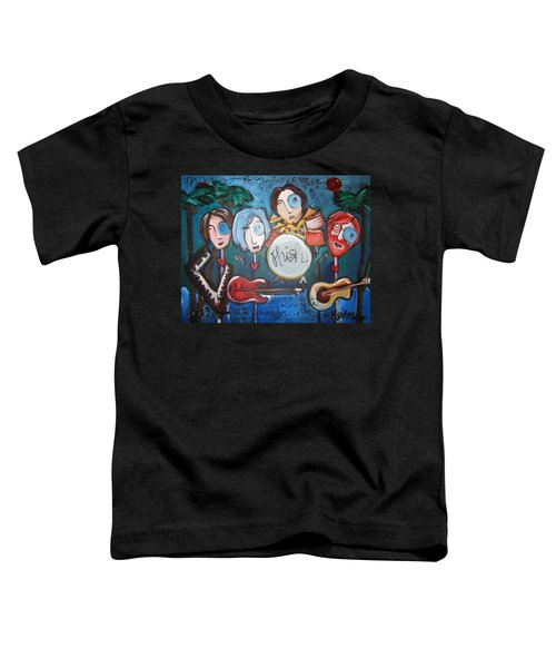 Phish At Big Cypress Toddler T-Shirt
