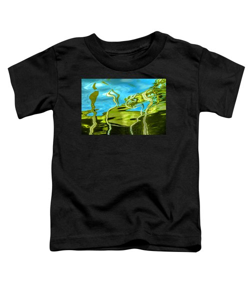 Photo Painting 3 Toddler T-Shirt