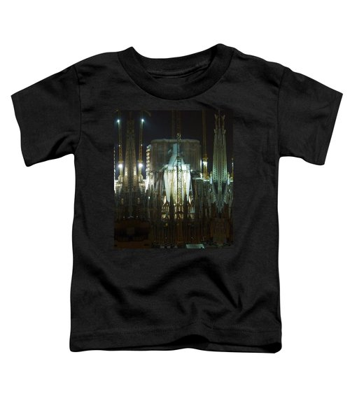 Photography Lights N Shades Sagrada Temple Download For Personal Commercial Projects Bulk Printing Toddler T-Shirt
