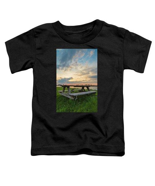 Picnic Time Toddler T-Shirt
