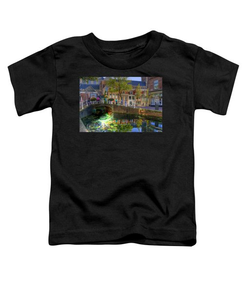 Picturesque Delft Toddler T-Shirt