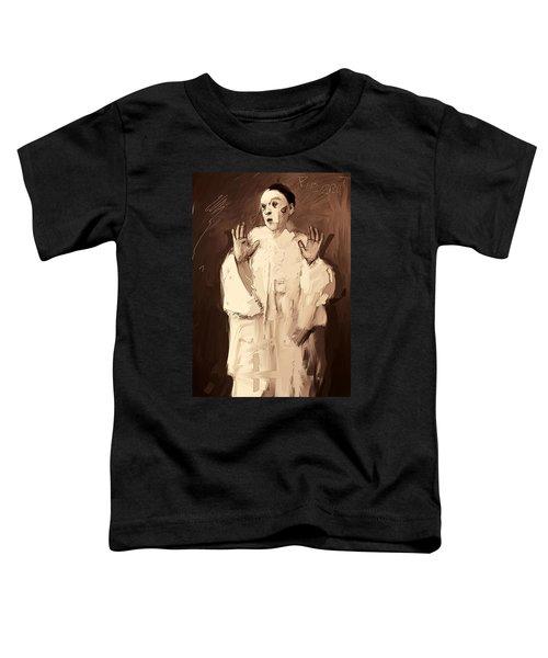 Pierrot Toddler T-Shirt