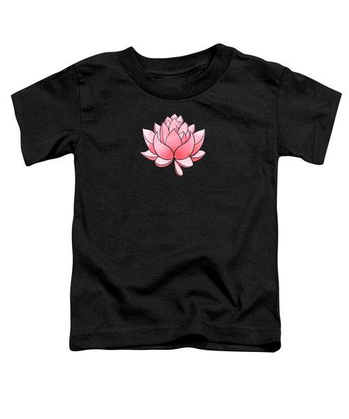 Pink Blossom Toddler T-Shirt