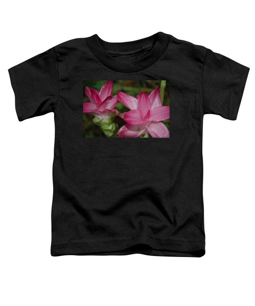 Pink Twins Toddler T-Shirt