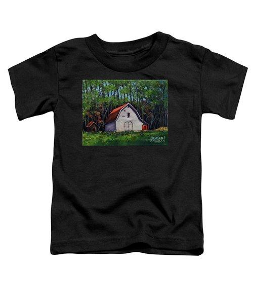 Pinson Barn At Harrison Park Toddler T-Shirt