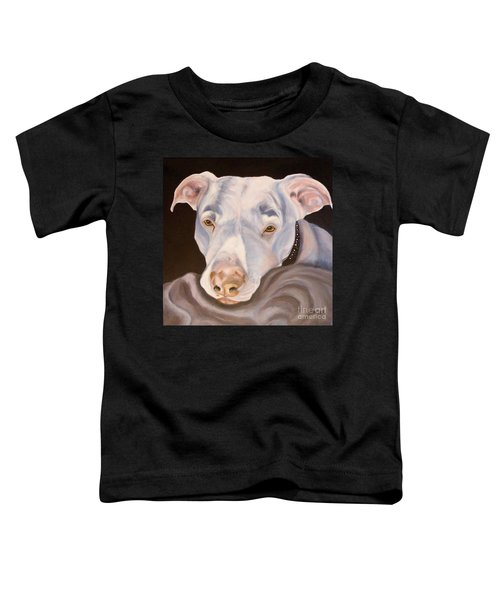 Pit Bull Lover Toddler T-Shirt