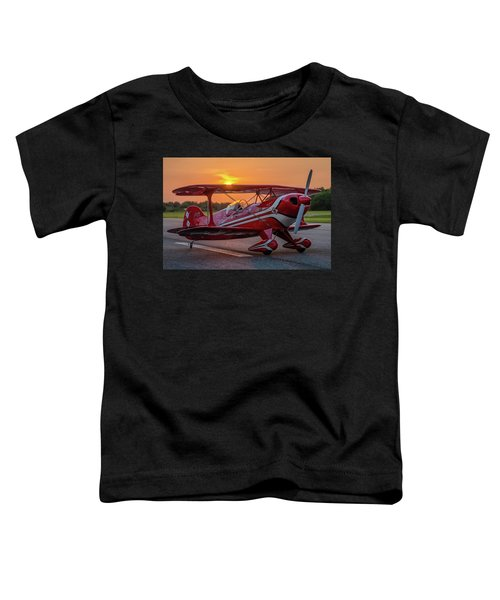Pitts Sunset Toddler T-Shirt