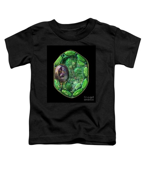 Plant Cell Toddler T-Shirt