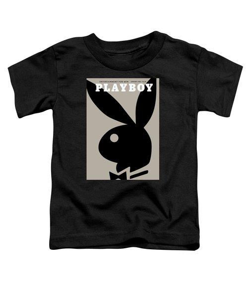 Playboy, January 1964 Toddler T-Shirt