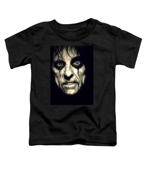 Poison Alice Cooper Toddler T-Shirt