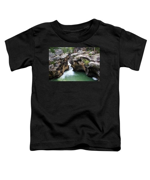 Polished Rock Toddler T-Shirt