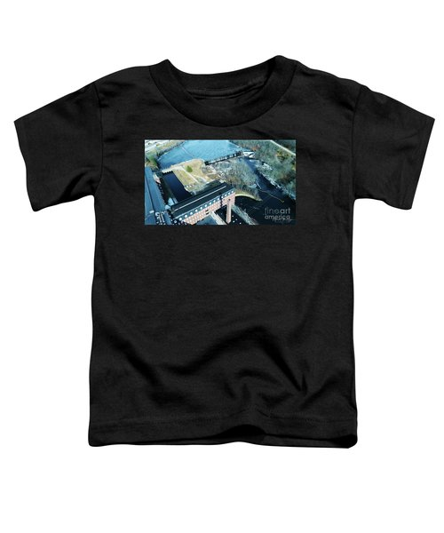 Ponemah Mill And Dam Toddler T-Shirt