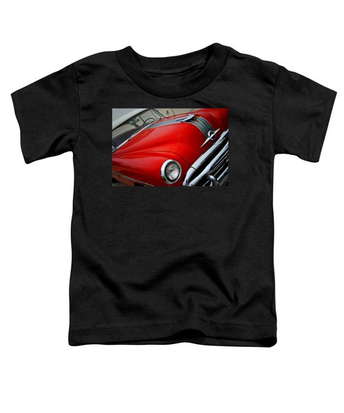 Pontiac Chieftain 1954 Front Toddler T-Shirt