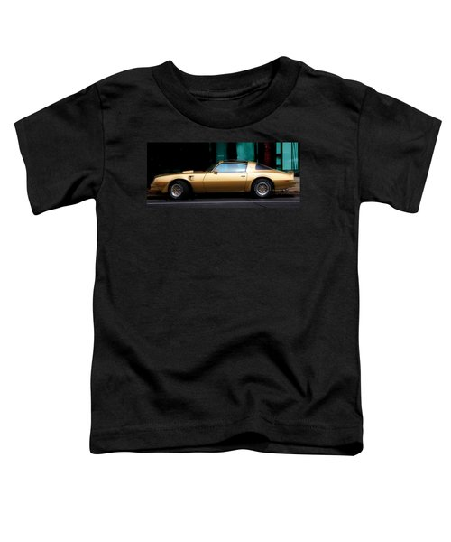 Pontiac Trans Am Toddler T-Shirt